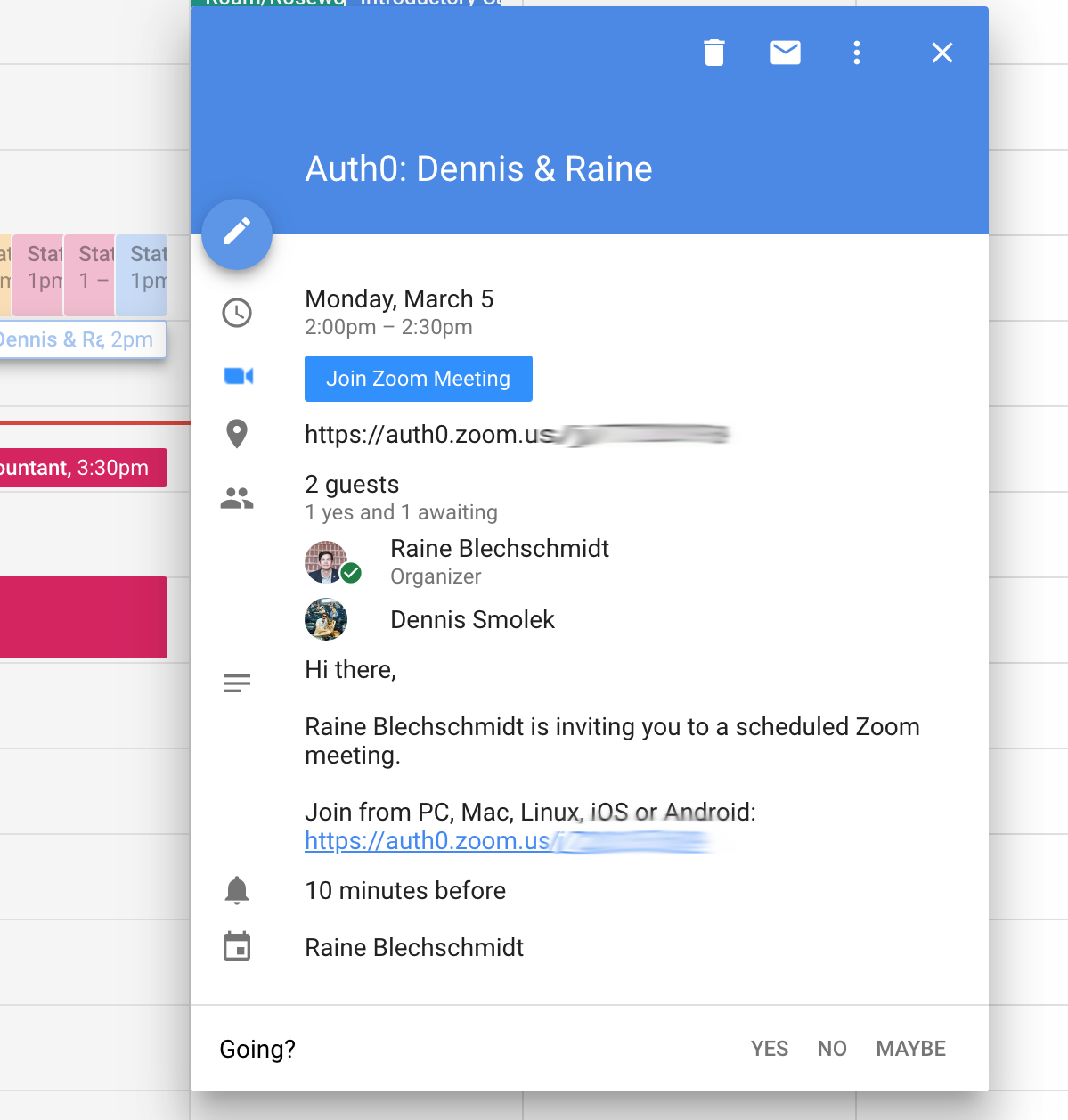 Google Calendar Modal Google Calendar Material Design Bar Chart