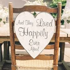 And they lived happily Ever After sign - Google Search