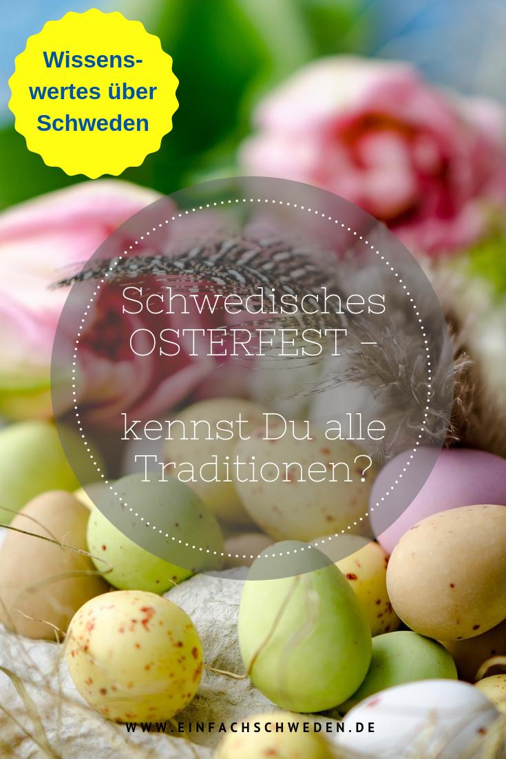 Ostern In Schweden Gibt Es Mehr Als Nur Ostereier