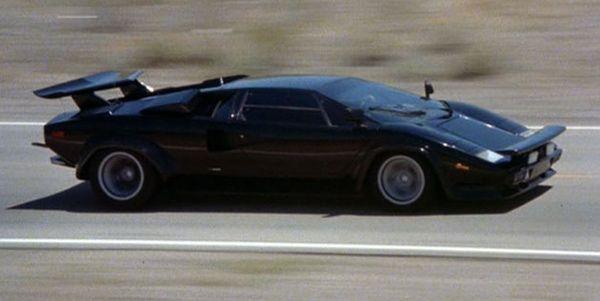 Lamborghini Countach From Cannonball Run | TV U0026 Movie Cars | Pinterest |  Lamborghini, Movie Cars And Cars