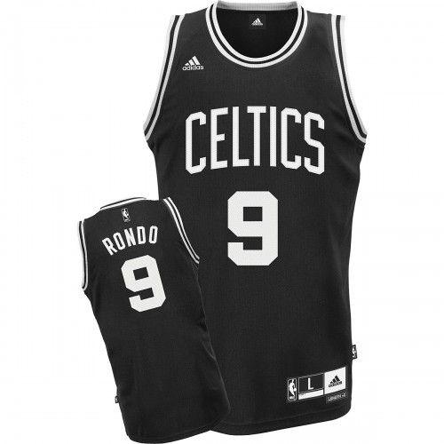 quality design 387bf c72e9 celtics adidas Celtics Swingman Rajon Rondo Fashion Jersey ...