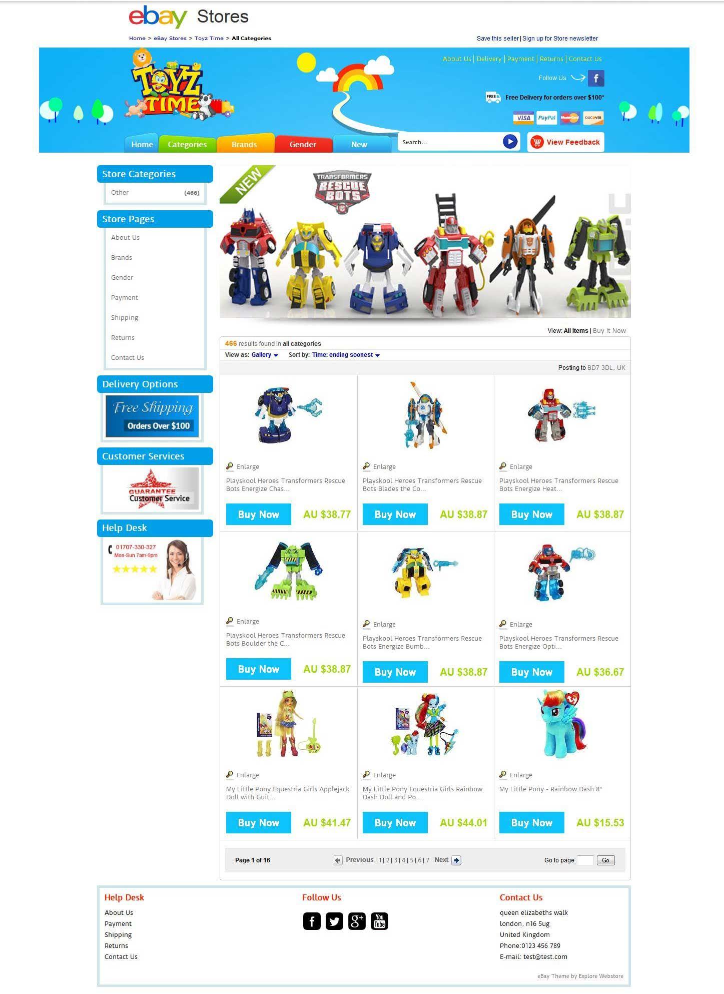http://stores.ebay.com.au/toyztime