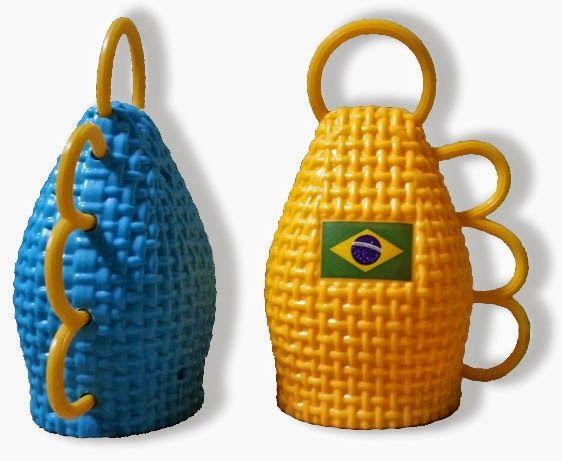 Caxirola Brasil 2014