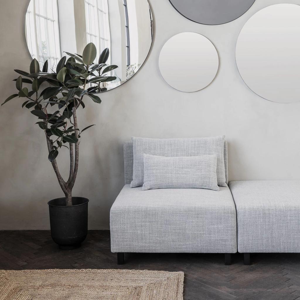 Pin By Wein Brenn On Melrose Ave Vintage Furniture Round Mirrors Scandinavian Homewares