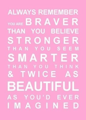 Self Esteem By Xan Beautiful Sayings Quotes Pink Quotes