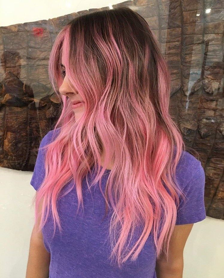 This La Salon Created The Coolest Takes On Festival Hair With