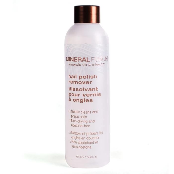 Nail Polish Remover | Mineral Fusion