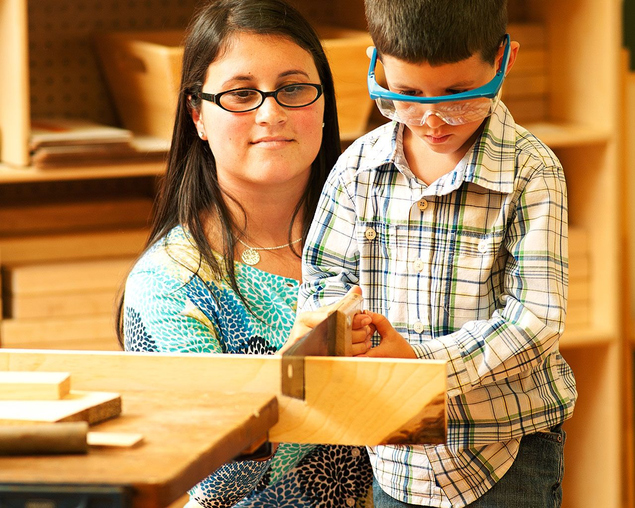 Woodworking With Children Natural #stem Activities