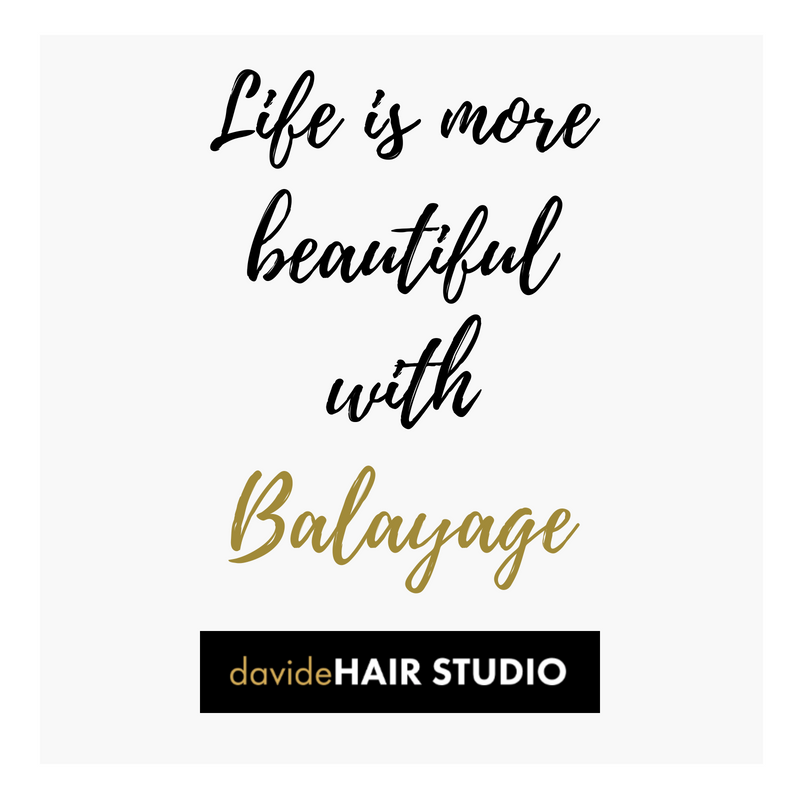You know this balayage hair quote is TRUTH!