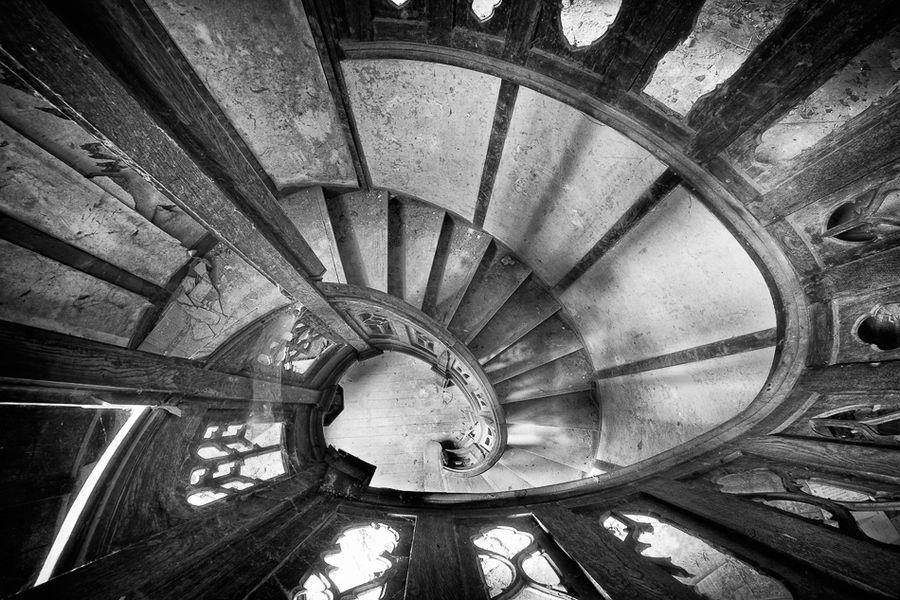 Vortex of Transience by Sven Fennema