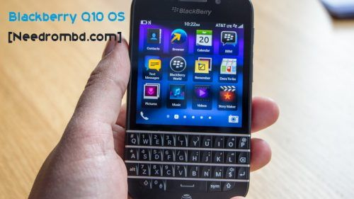 BlackBerry Q10 Updated OS Firmware File | Smartphone Firmware