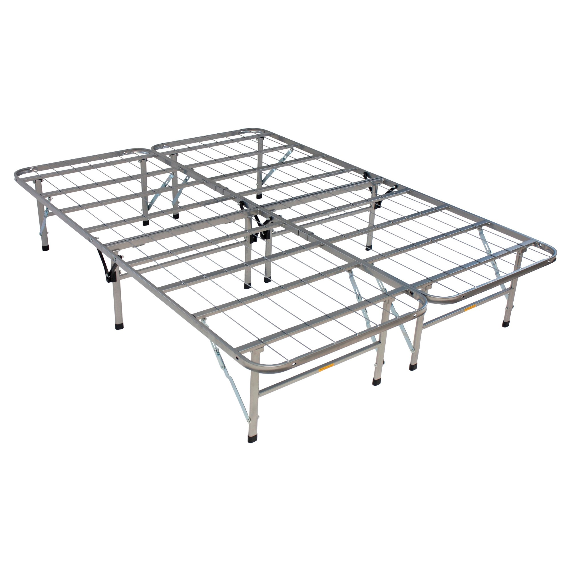 Bedder Base Full Bed Support Silver Hollywood Bed Cal King