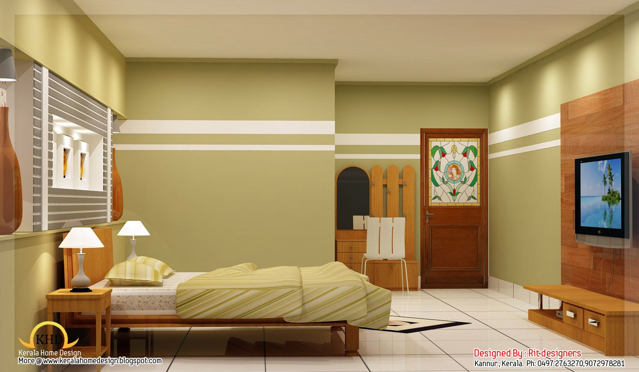 Beautiful 3D interior designs Kerala home design and | SIMPLE HOUSE on fashion design software 3d, kerala house interior design, kerala house designs floor plans,