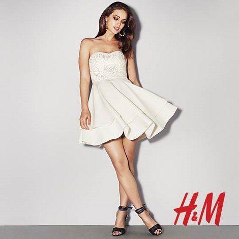 Coleccion vestidos de fiesta blanco
