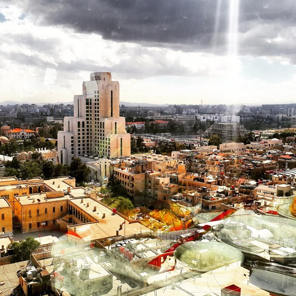 Damascus <3