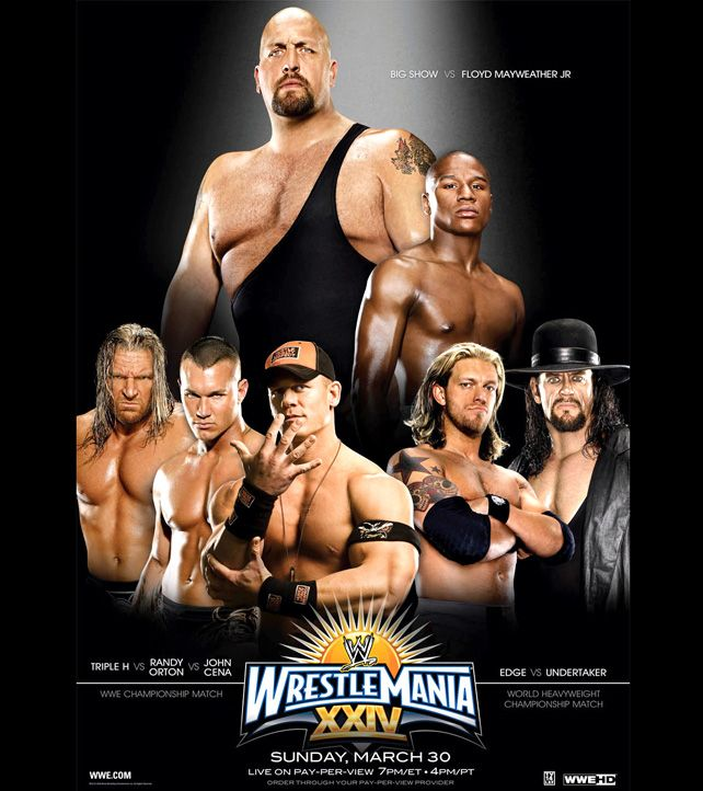 Wrestlemania 24 One Of My Best Days Ever It Was Awesome Live