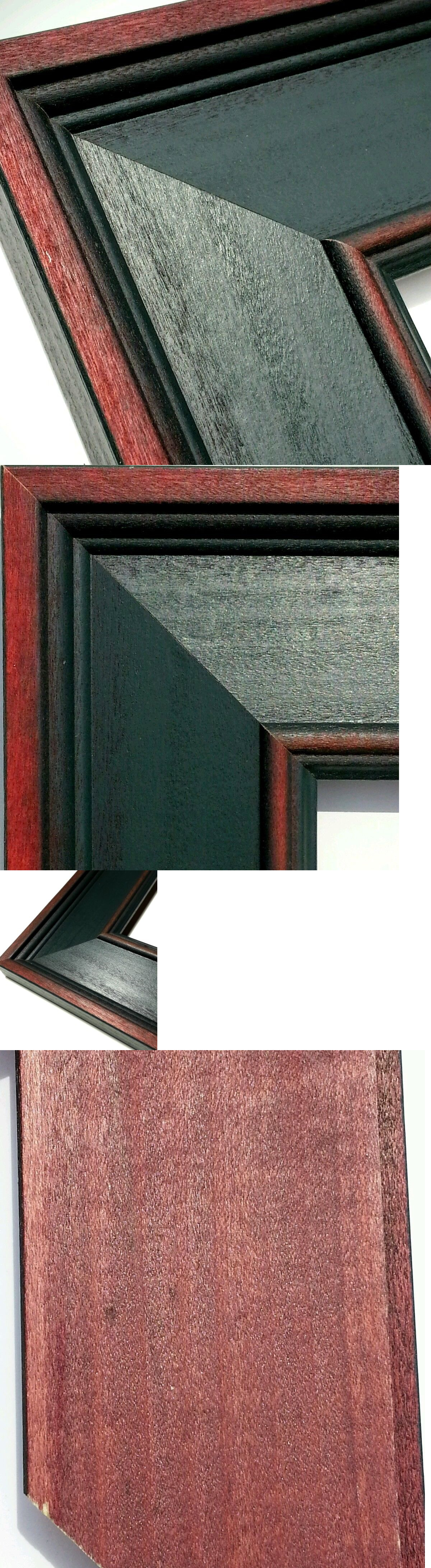 Frames and Supplies 37575: 18 Ft - Wide Wood Picture Frame Moulding ...