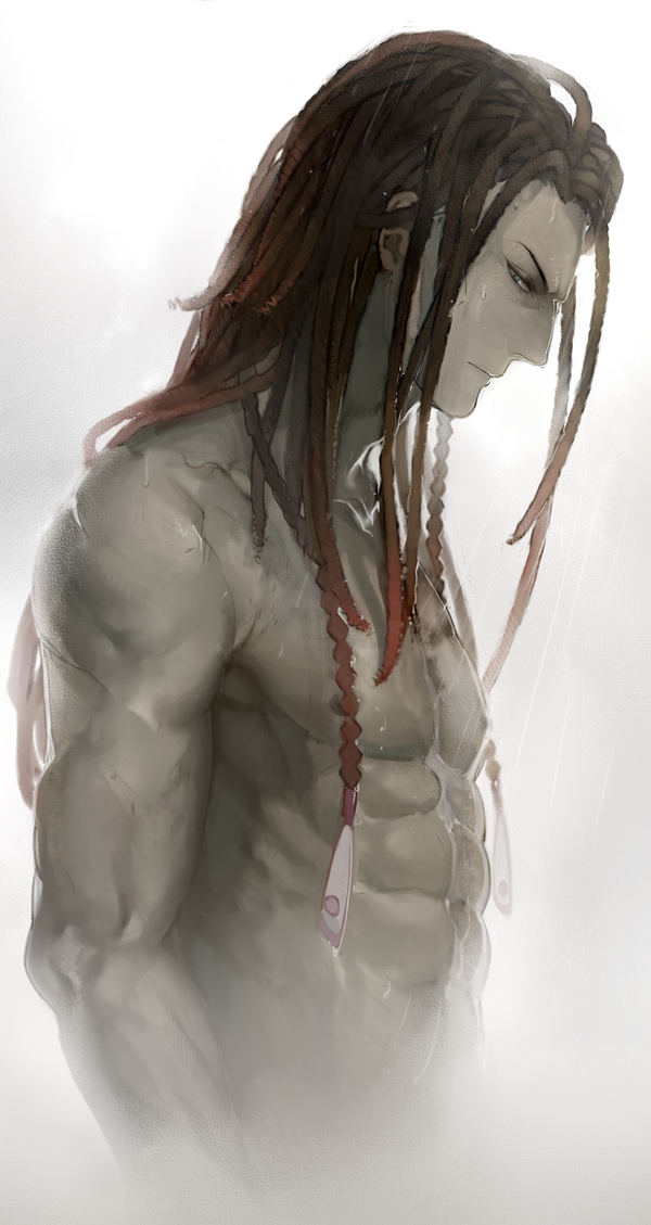 Mink from DMMd by Memipong on deviantART | giving me my daily fix of hot bulky old men