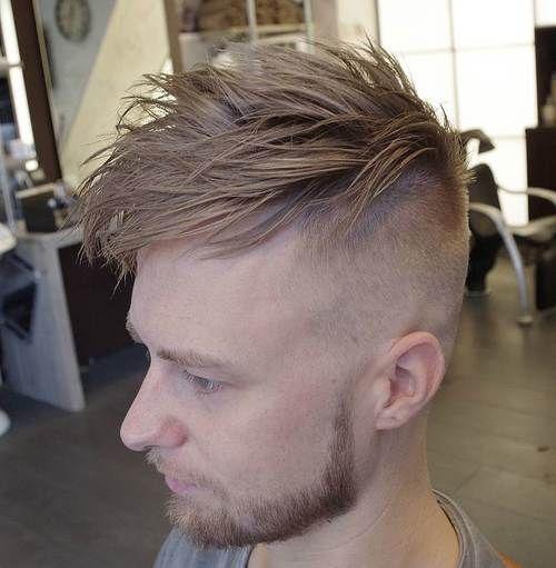 40 Best Haircuts For A Receding Hairline Receding Hair Styles Edgy Hair Medium Hair Styles