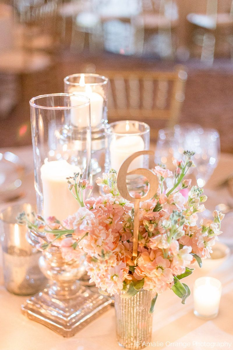 Wedding Reception Centerpiece Of A Trio Of Mercury Glass Wedding Reception Centerpieces Candles Wedding Reception Centerpieces Diy Wedding Floral Centerpieces