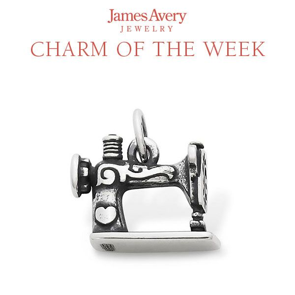 Our New Sterling Silver Vintage Sewing Machine Charm Is A Musthave Gorgeous Pandora Sewing Machine Charm