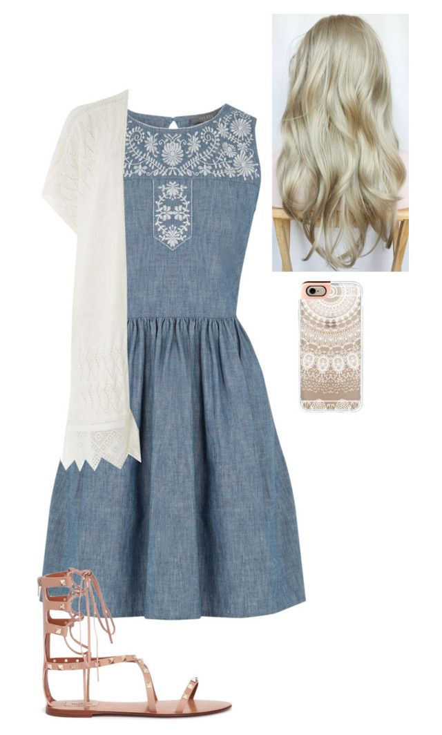 """""""Top Fashion Lace Boho #3"""" by katyrb ❤ liked on Polyvore featuring Oasis, Dorothy Perkins and Casetify"""