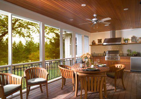 Minnesota Fabulous Outdoor Kitchen Little Dream Home House