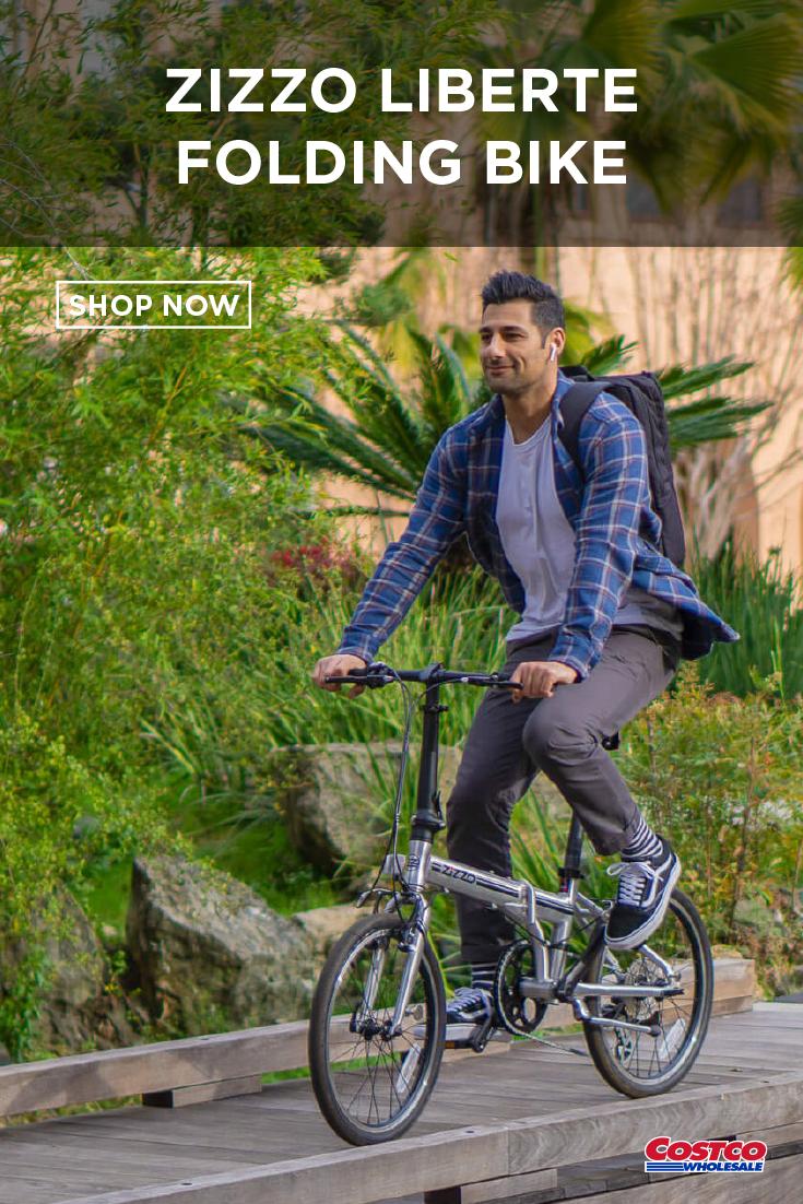 Zizzo Liberte Folding Bike Folding Bike Bike Bike Shop
