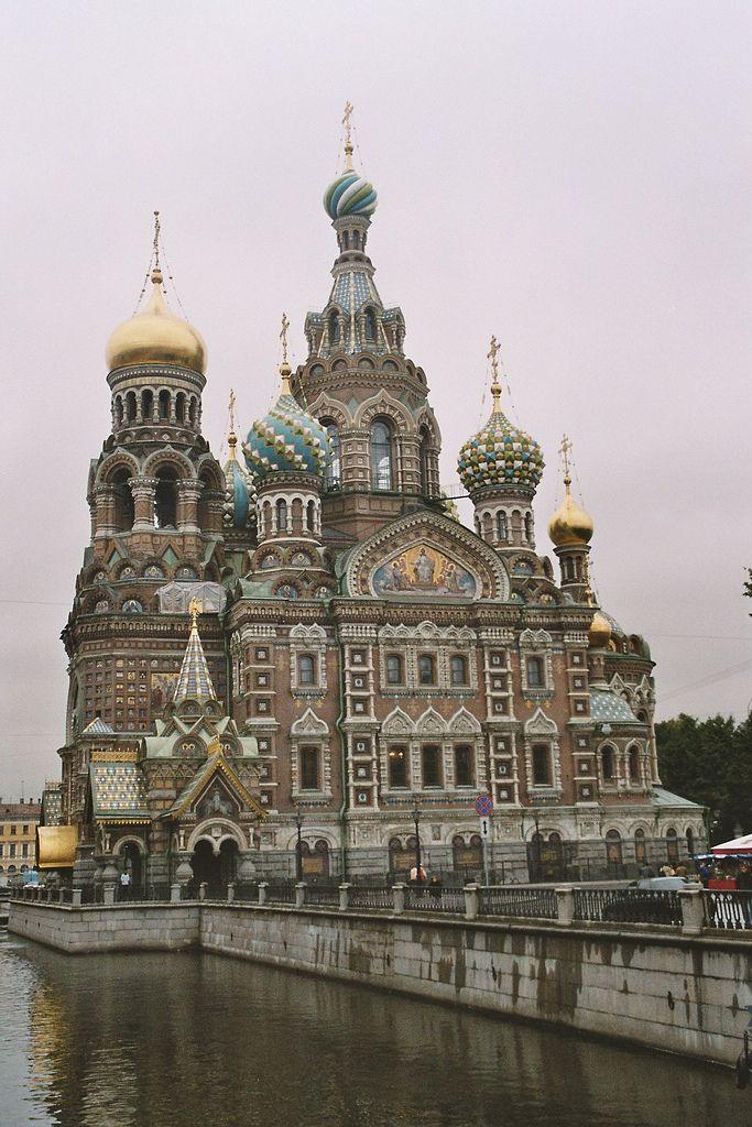 Amazing Places           - St Petersburg - Russia (byArian Zwegers)