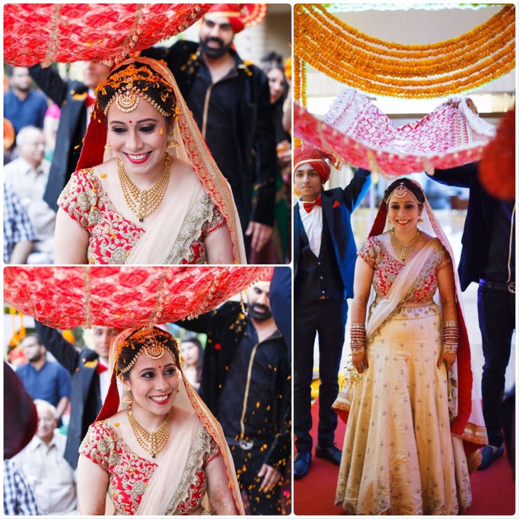 North Indian Wedding in 2020 Best bridal makeup, Indian