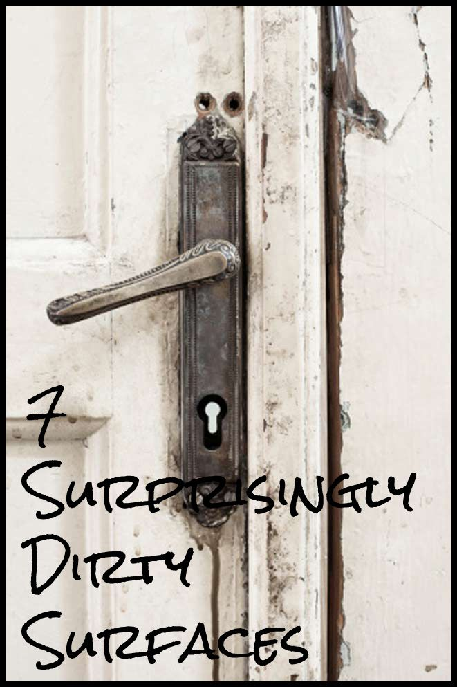 7 Surprisingly Dirty Surfaces