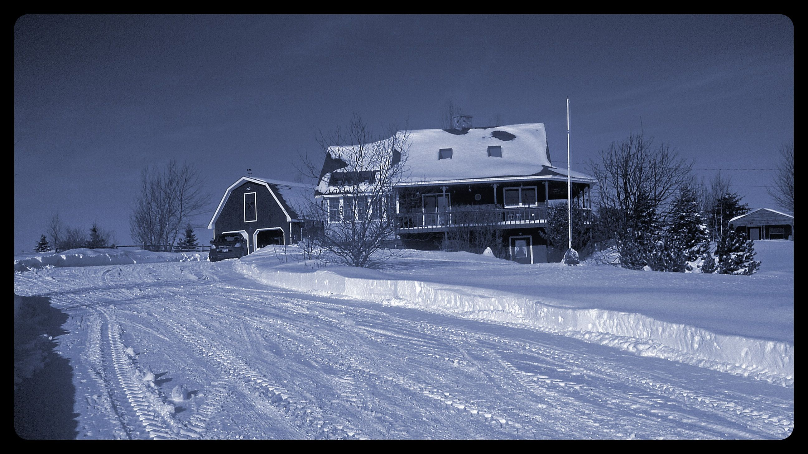 Near Presque Isle, Me. Mapelton, Maine (With images