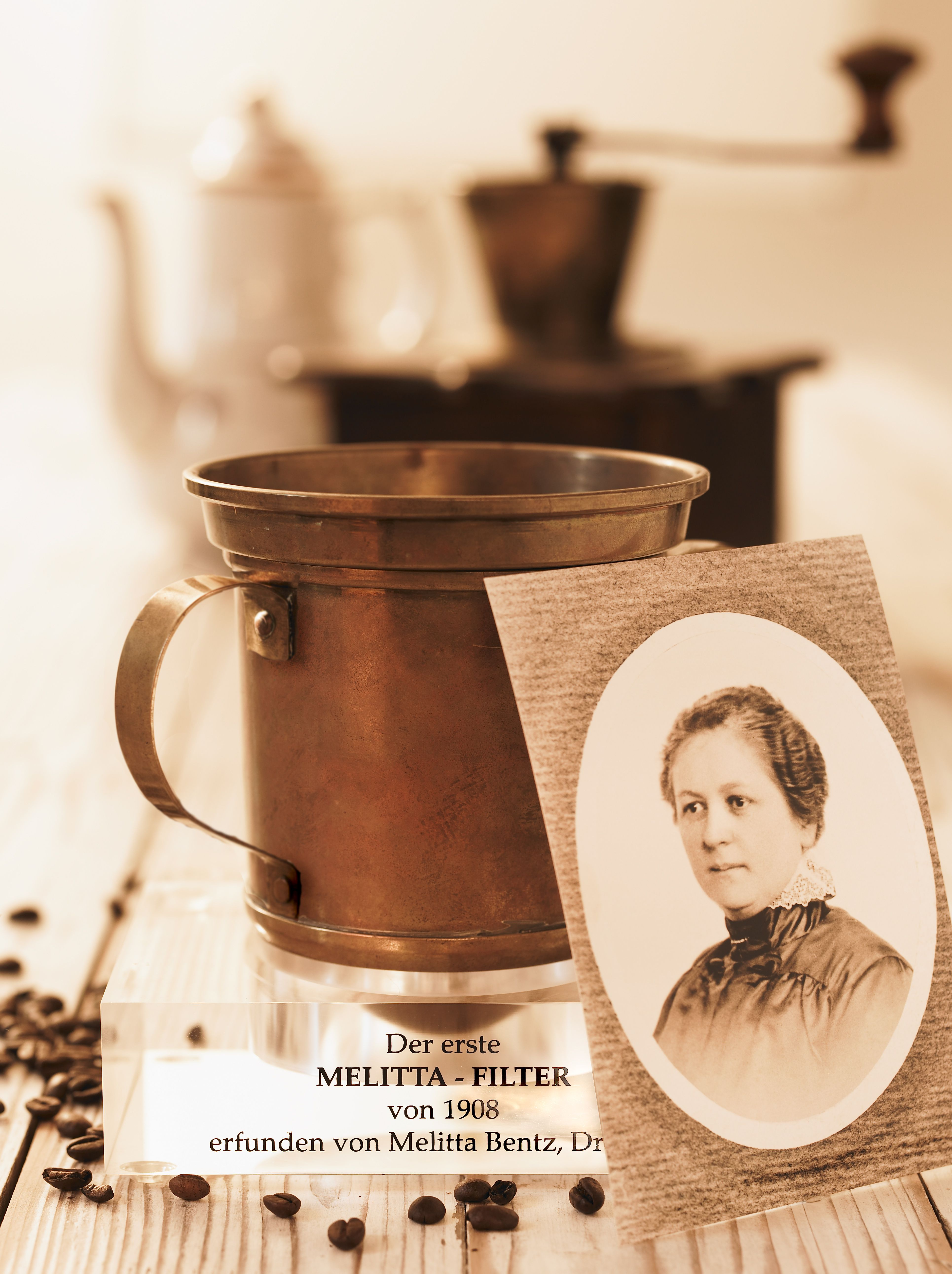 One Of Our Favorite Moms And Founder The Coffee Filter Melitta Bentz
