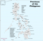 - Base-Maps of the Philippines & Linguistic/Regional Controversies in the Archipelago
