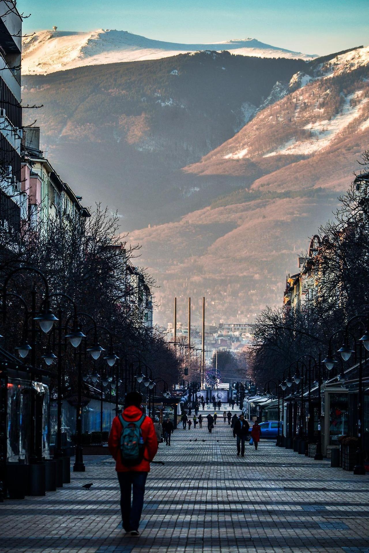 Sofia Bulgaria | by u/KayleMaster