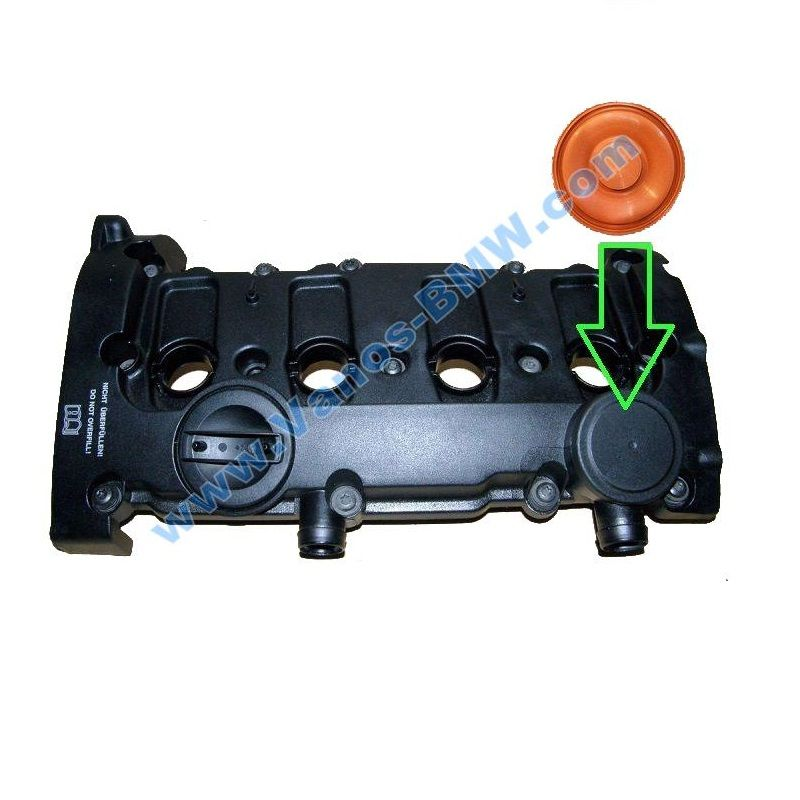 bmw n53 valve cover