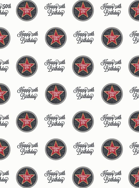 CUSTOM Backdrop Banner Sign Happy Birthday/ Hollywood Anniversary Photo Booth Wedding  Step and Repeat  Event, Bridal Baby Shower