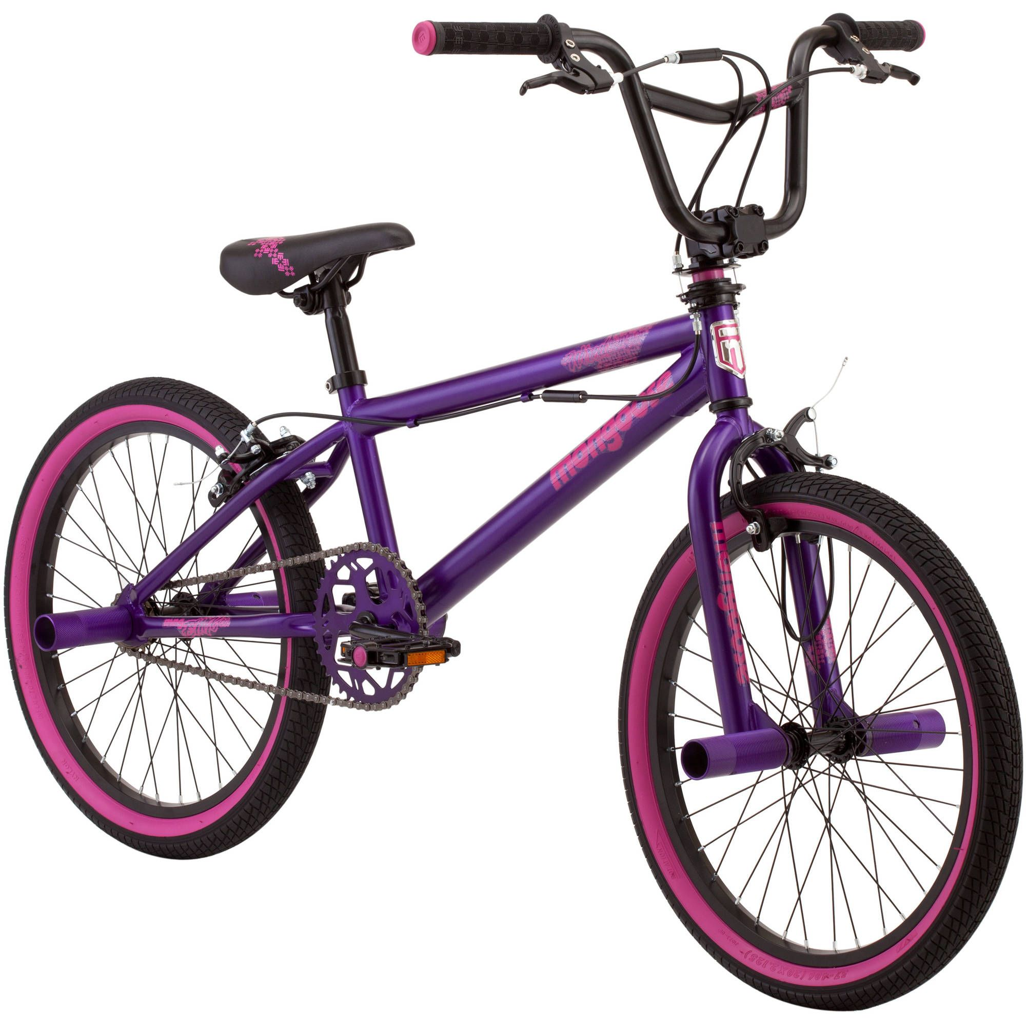 20 Mongoose Wired Freestyle Girls Bmx Bike Christmas Gifts I