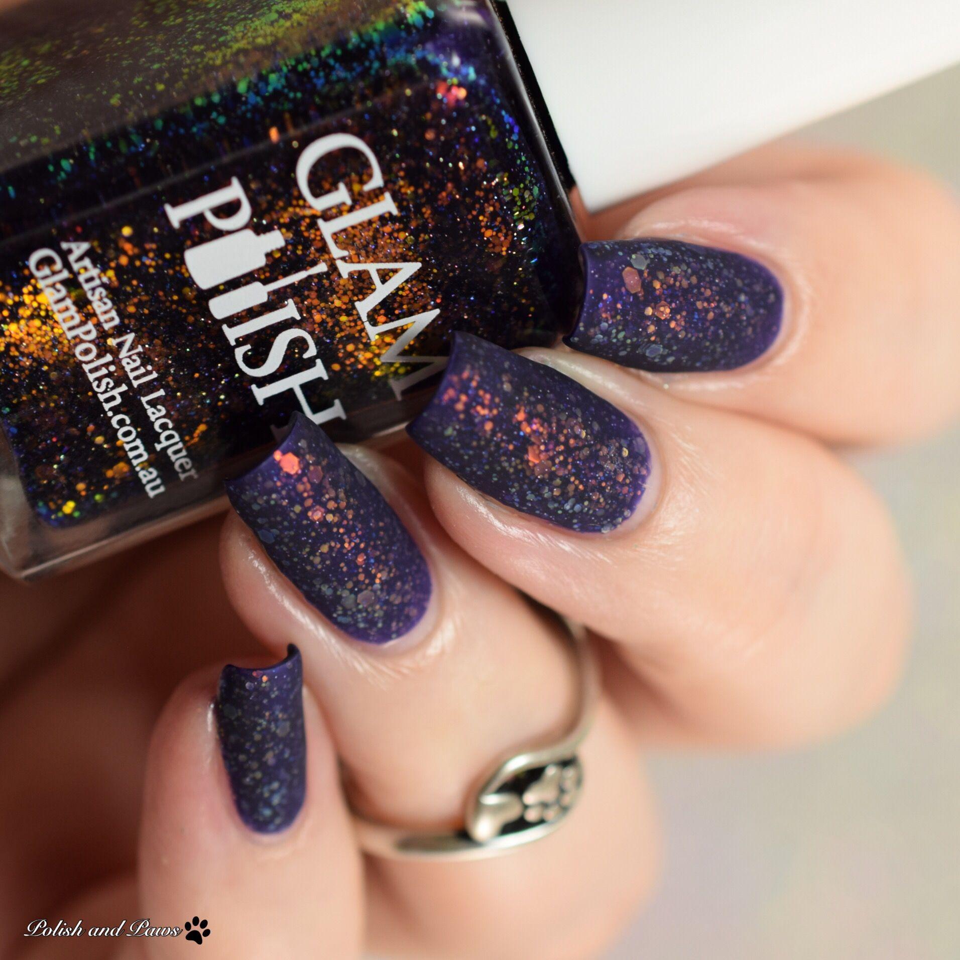 Glam Polish Dungeons & Dragons | Nails | Pinterest | Nail nail ...