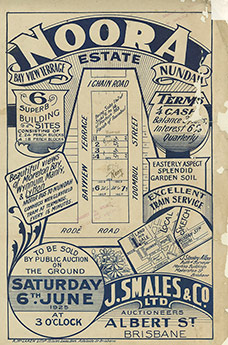 Poster Estate Map Noora Estate Nundah 1925 In 2020 Poster Prints Poster Vintage Maps