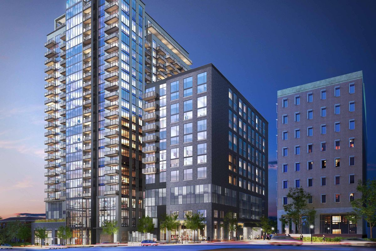 Midtown hotel project revealed as Hilton's hyperlocal