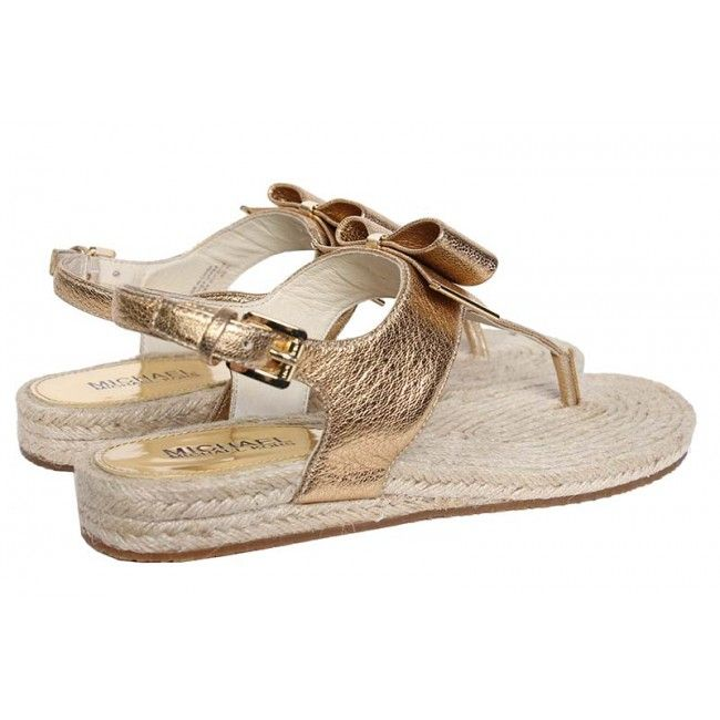 fde941c4749 Michael Kors - Sandalen - goud | Shoes for her! - Michael kors ...
