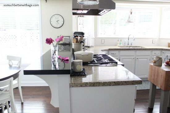 Kitchen Details Tour And Giveaways Kitchen Remodel Easy