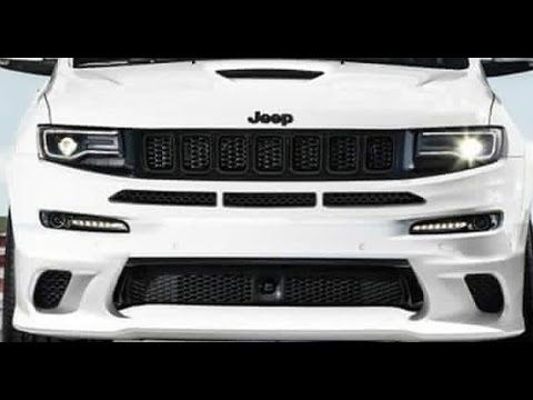 2017 Jeep Grand Cherokee Srt Trackhawk Hellcat Youtube With