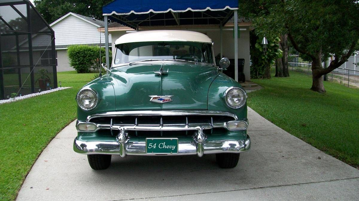 1954 chevrolet bel air for sale 1956996 hemmings motor news