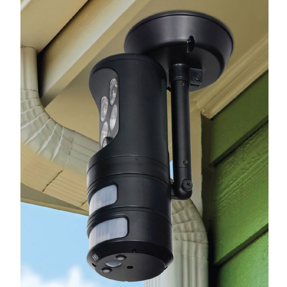 The motion tracking security light hammacher schlemmer need this the motion tracking security light hammacher schlemmer need this to find the culprit that aloadofball Choice Image