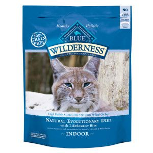 Blue Buffalo Wilderness Indoor Adult Cat Food Grain Free