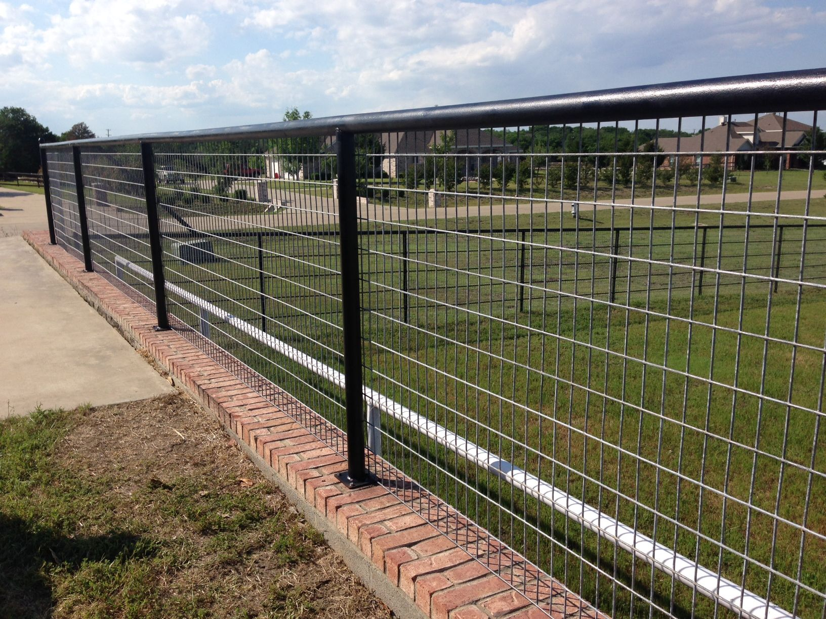 cattle fence panel fences cattle fencing pinterest