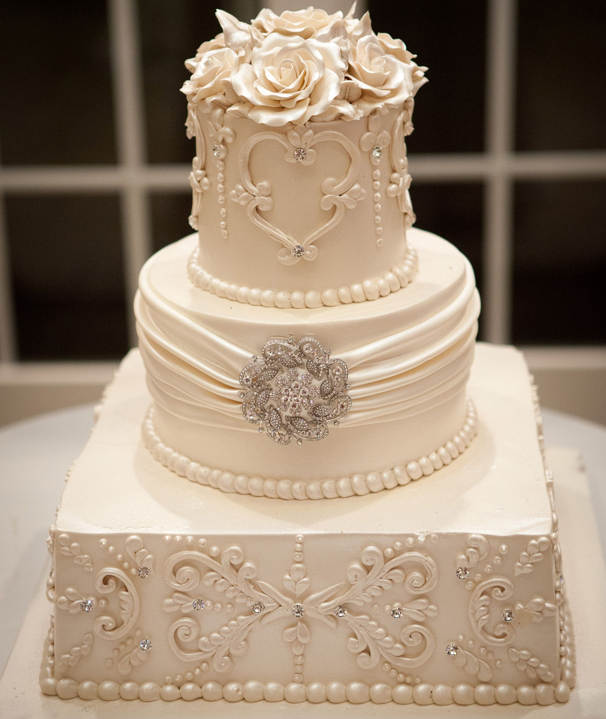 Wedding Cake Recipe Custom History: Custom Intricately Designed Icing On Our Cakes. Our