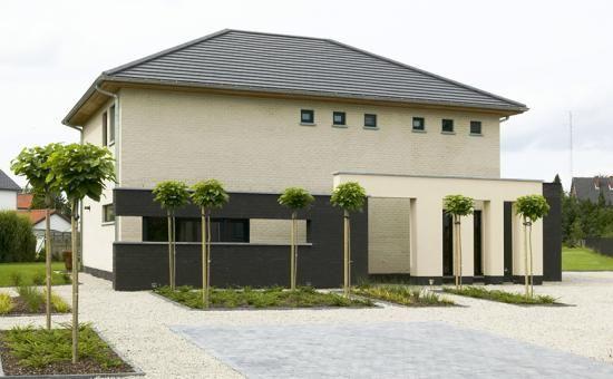 Realisatie modern marchetta villabouw eigen villa for Moderne villabouw